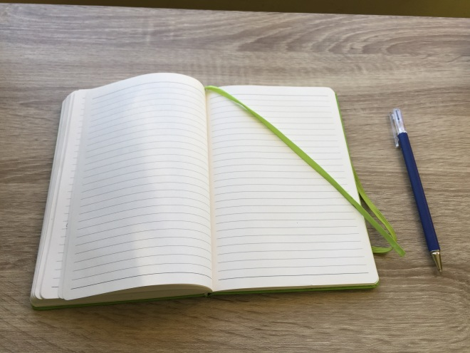 Escribir Proyecto Personal